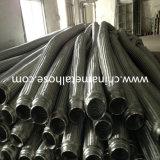 Haltbarer grosser Durchmesser-flexibles Metallschlauch/-rohr mit Flansch