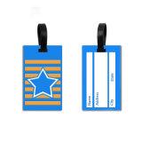 Kundenspezifische Gepäck-Großhandelsmarken, kundenspezifische Silikon-Beutel-Marke für Passagier