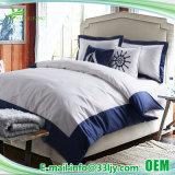 Персонализированные разумно крышки кровати сатинировки хлопка