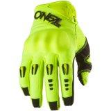 Gelber O'neal Hardwear Eisen-Handschuh-MXATV MTB Mens-Gang