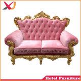 Koninklijke luxe/de Stoel van de Troon/van de Koning voor Huwelijk/Huis/Slaapkamer/Hotel/Banket
