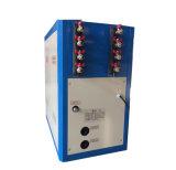 Refrigeratore di acqua industriale del refrigeratore raffreddato ad acqua con il serbatoio di acqua dell'acciaio inossidabile