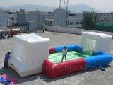 膨脹可能な石鹸のフットボールのサッカーゲーム(B6029)
