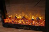 Hotel mobiliario de acero al carbono de alta Chimenea Calefactor eléctrico (A-803)