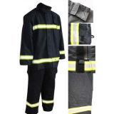 De hete Beschermende Kleding van de Brandweerman van de Verkoop Multifunctionele Duurzame