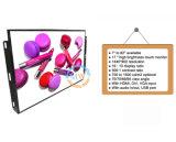 17 монитор LCD Nit касания 700 дюйма с солнечним светом высокой яркости четким (MW-172MEHT)