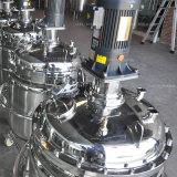 Industriële Beweegbare het Verwarmen van de Pulp van het Fruit van de Partij Tank met Mengapparaat