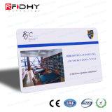 Bilhete de papel anti-fraude original de Uid RFID para a identificação