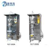 Machine van de Productie van het Water van het Sachet van de plastic Zak de Kleine