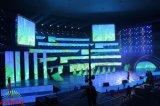 Panneau contrasté d'intérieur P3 d'affichage vidéo du mur HD d'écran du taux DEL