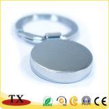 Раунда имитация эмаль Металлические кольца для ключей