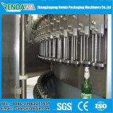 Автоматическая стеклянную бутылку пива заполнения машины