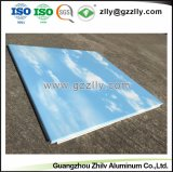 2018青空及び白い雲の流行の建築材料のアルミニウム金属の天井