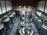 パブのホテルのレストランの商業ビール醸造所装置のための500Lビール醸造機械