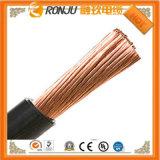 発電所の銅のコアシリコーンの電気ワイヤーおよび電線およびケーブル/電気ワイヤー倍数の使用法