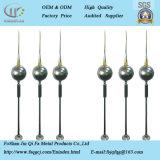 非常にカスタマイズ可能な球形のステンレス鋼の避雷針
