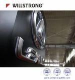 Panel Compuesto de Aluminio 2000mm de ancho para la decoración de tiendas y oficinas