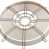 Плоский металлический кожух вентилятора для электрического Промышленные вентиляторы