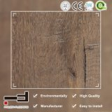 Роскошный текстурированные водонепроницаемый Хикори самоклеящаяся виниловая пленка ПВХ планка на полу плитка