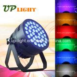 la PARITÀ della lavata 6in1 LED di 36PCS 12W RGBWA +UV può per la cerimonia nuziale