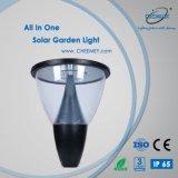 Luzes alimentadas por energia solar 12W a Poupança de Energia e Meio Ambiente
