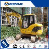 Mini escavatore del trattore di Zoomlion un piccolo zappatore da 6 tonnellate in Cina