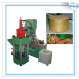 Compléter la chaîne de production presse à briqueter hydraulique en métal de rebut automatique