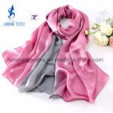 lenço 100%Silk para a senhora Mulher