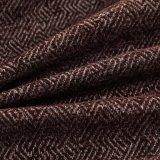 Tela hecha a mano del lino del poliester de la tapicería de la cubierta del sofá 2018