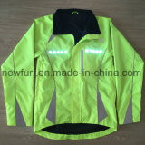 Светодиод мигает производителя OEM светоотражающие безопасности куртка