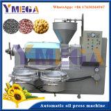 Sistema multifuncional de alta qualidade prensa de óleo automática para óleo de cozinha