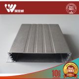 El rectángulo de aluminio del recinto de la precisión de Hight para la pieza de la potencia del control puede ser Costomized