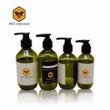 De ronde Plastic Fles van de Shampoo van de Vorm (btt-150)