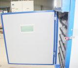 Prezzo a energia solare automatico della macchina dell'incubatrice dell'uovo del pollo delle 800 uova