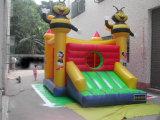 Aufblasbares Moonwalk-Spielzeug-federnd Clown-Prahler für Kinder (T1-032)