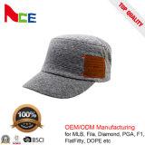 工場価格の卸売のラベルが付いている昇進の明白な軍の編まれた軍隊の帽子