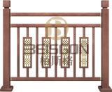 優秀な品質によって電流を通されるステンレス鋼の手すりおよび塀