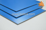 Aluminium composé pour l'application externe extérieure d'intérieur intérieure de décoration d'enveloppe de façade de construction de revêtement de mur rideau