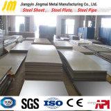Piatto d'acciaio della caldaia laminata a caldo su ordinazione poco costosa di alta qualità (ASME SA299)