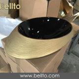 浴室ボールの洗面器(3093)のBelltoの現代デザイン玉石の容器の流し