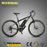 250W 36V de la parte trasera del motor de accionamiento de velocidad de la montaña de aluminio de 27 Bicicleta eléctrica