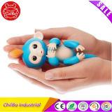 Elektronische Stuk speelgoed van de Aap van de Baby van de Jonge vis van de bevordering het Blauwe