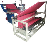 Máquina de costura de dobramento de matéria têxtil não tecida da fábrica