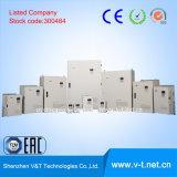 Azionamento superiore di CA del fornitore V&T dell'azionamento di CA del cinese, assicurato dal Certificazione-Ce internazionale della prova, RoHS.