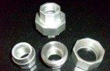 Raccord de tuyau en acier inoxydable SS304 BSPT raccord de vis à filetage NPT 1/2 pouces