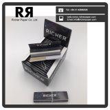 Langsames Burning-Soem gedrucktes Zigarettenpapier mit Filter-Seil