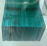 建物ガラスのためのゆとりかColorededの緩和されたフロートガラス
