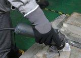 Cold-Proof 3/4 Latex ondulée de feux de croisement de l'hiver des gants de travail