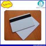 자석 줄무늬를 가진 공백 PVC 칩 카드