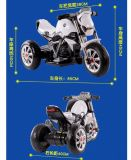 motore elettrico automatico dell'Assemblea della rotella della batteria 6V mini